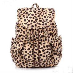 Cool Leopard Fashion B..