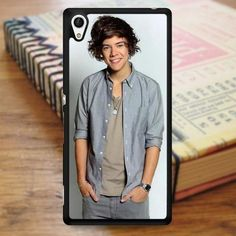 Harry Styles 1d One Direction Sony Experia Z4 Case