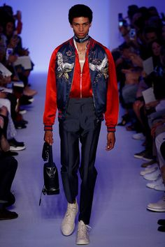 Courtesy of Mr. Jones Louis Vuitton Spring 2016 Menswear - Collection - Gallery - Style.com