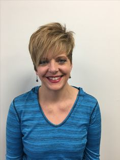 Beautiful cut and colour by Samantha