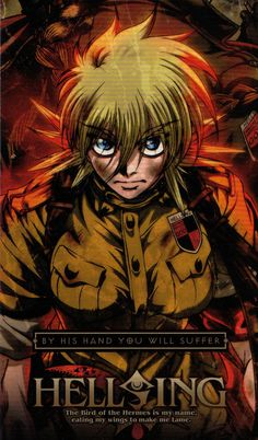Anime: Hellsing