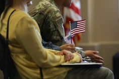 A naturalization ceremony at the Army Community Services office on Fort Carson, Colorado, Sep. 20, 2019. (Sidnie Smith/U.S. Army) Used Aircraft, Paratrooper, Community Service, Wwii, Colorado, Playing Cards, Army, Letters, Gi Joe