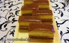 Holland szelet recept fotóval