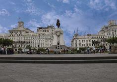 Plaza San Martin - Lima - Perú
