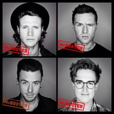 Image in McFLY collection by Priscila Souza on We Heart It Heart Never, We Heart It, One Directiom, Tom Fletcher, Dougie Poynter, Jason Derulo, Raining Men, Great Bands, Music Bands