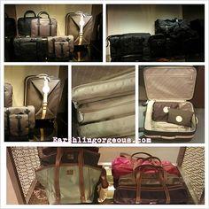 Lancel Luggage and Men's Bag