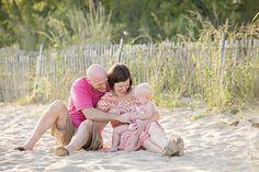 beach, family, beach family photography