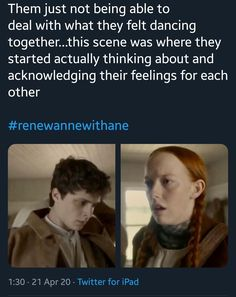 Gilbert And Anne, Gilbert Blythe, Anne With An E, Anne Shirley, Cuthbert, Kindred Spirits, Anne Of Green Gables, Pride And Prejudice, Series Movies