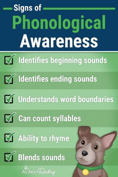 Does your preschooler have phonological awareness? Tips on how to build this important reading skill! Preschool Literacy, Classroom Activities, Kindergarten, Speech Language Pathology, Speech And Language, Reading Strategies, Reading Skills, Phonological Awareness, Daycare Crafts