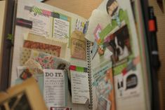 Smash books idea
