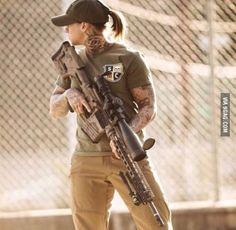 A poacher hunter