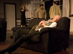 Murder Mystery Takes Center Stage - Local Buzz - Fall 2010