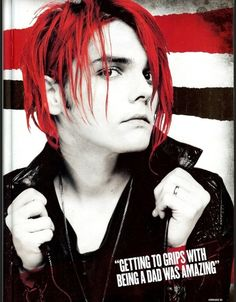 MCR Gerard Way...