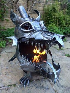 dragon estufa