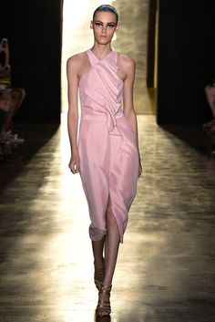 Cushnie et Ochs Spring 2015 Ready-to-Wear - Collection - Gallery - Look 1 - Style.com