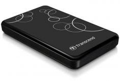 Transcend Storejet 25A3 Series - 500GB external hard drive.