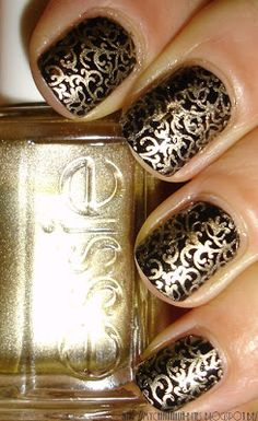 the sunday nail battle baroque n