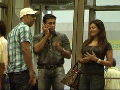 Payal and Sangram visit Dara Singh in Hospital.