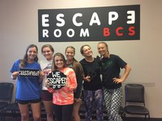 These ladies escaped Classified in 53 minutes!