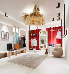 Best Home Decoration Stores Refferal: 5062871326 Fashion Retail Interior, Luxury Collection Hotels, Boutique Interior Design, Furniture Stores Nyc, Eclectic Design, Retail Design, Store Design, Luxury Furniture, Decoration