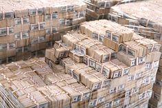 One Billion Dollar (Most Expensive Artwork Ever) - information aesthetics