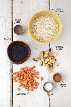Como fazer granola caseira – Tempero Alternativo