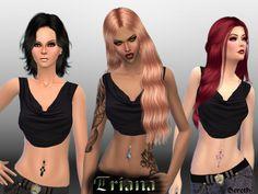 Bereth's Triana- Top