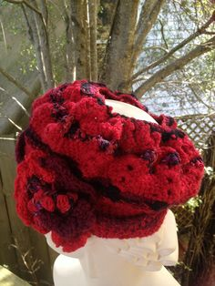 Another hat for buns on top 2013