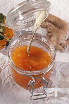 KONFITURA DYNIOWO-POMARAŃCZOWA #spizarniasmakow #przepisy #foodphoto #przetworynazime #konfitura #dynia #pomarańcza