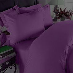 This is the exact color and bedding I have.