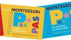 Comprendre et appliquer la pédagogie Montessori pas à pas Maria Montessori, Motivation Positive, Tech Logos, School, Cover, Books, Info, Adhd, Blue Prints