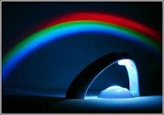 Rainbow Projector Light http://www.partysuppliesnow.com.au/