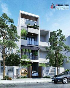 3 appartementen
