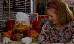 Howard the Duck.  A classic.