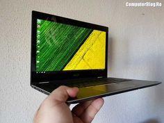 Acer Spin 5 este singurul ultraportabil care mi-a lăsat o impresie pozitivă în ultima perioadă. Am văzut multe dispozitive noi, dar fie nu făceau față task - 31/10/2017