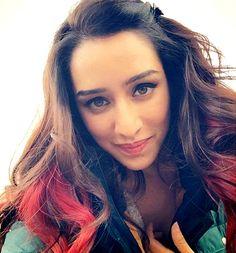 Instagram Selfie Of Shraddha Kapoor