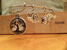 Items similar to Handmade Artisan Tree Of Life Expandable Bracelet on Etsy Etsy Jewelry, Unique Jewelry, My Etsy Shop, Artisan, Trending Outfits, Bracelets, Handmade Gifts, Life, Vintage