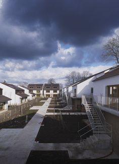 Gallery of Logements Marnes-la-Coquette / LEM+ architectes - 9
