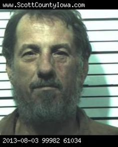 A man has been charged with a hate crime after he drove to a Davenport home over the weekend, pulled a knife on the resident and used a racial slur, authorities said. Terry Lee Hatch Sr., 47, of 11556 108th Ave., Davenport, was in the Scott County Jail Monday on a $1,000 cash-only bond.