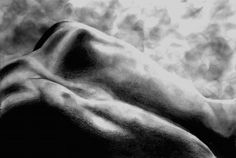 Anita Rozentale, drawing, charcoal on paper Contemporary Landscape, Thriller, Erotic, Charcoal, Landscapes, Paper, Drawings, Artist, Paisajes