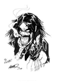 Lobo by Humberto Ramos