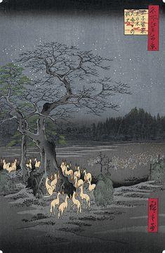 Japanese Art Modern, Japanese Art Prints, Traditional Japanese Art, Japanese Artwork, Japanese Aesthetic, Craftsman Paintings, Japan Painting, Art Asiatique, Bonsai Art