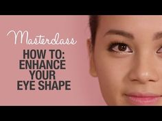 How To: Enhance Your Eye Shape With Rae Morris - YouTube