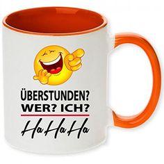 """Lustige Sprüche Tasse Orange """" Überstunden? Wer? Ich? """" N... https://www.amazon.de/dp/B01KUYYM0Y/ref=cm_sw_r_pi_dp_x_NV9qyb8JHHMS5"""
