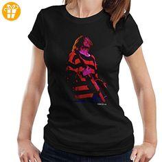 Kurt Cobain Nirvana Guitar Women's T-Shirt (*Partner-Link)