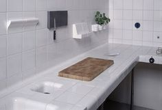 LIST: tile kitchen - droog