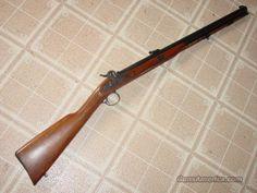 Thompson/Center 'New Englander' .50 caliber percussion rifle