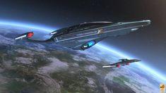 Next Gen successors by thefirstfleet on DeviantArt Star Trek Fleet, Star Trek Ships, Star Wars, Spaceship Art, Spaceship Design, Star Trek Starships, Star Trek Enterprise, Starfleet Ships, Ship Of The Line