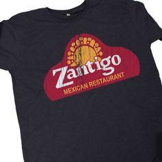 zantigo mexican restaurant shirt, tee, tshirt, t-shirt