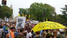 @techsavvynyc with @greencitychllng at the #PeopleClimateMarch,  @Peoples_Climate #ClimatePeople